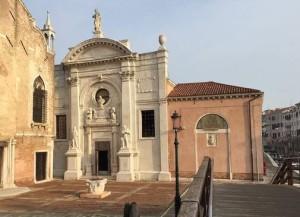 Eglise Santa Maria de Misericordia de Venise