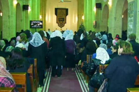 Eglise en Irak