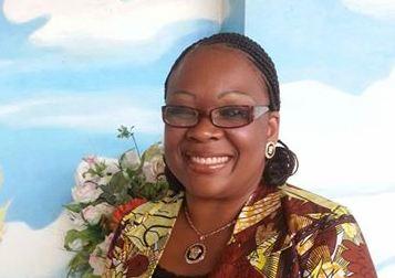 Sister Julie Tshienda Mwamba Julie