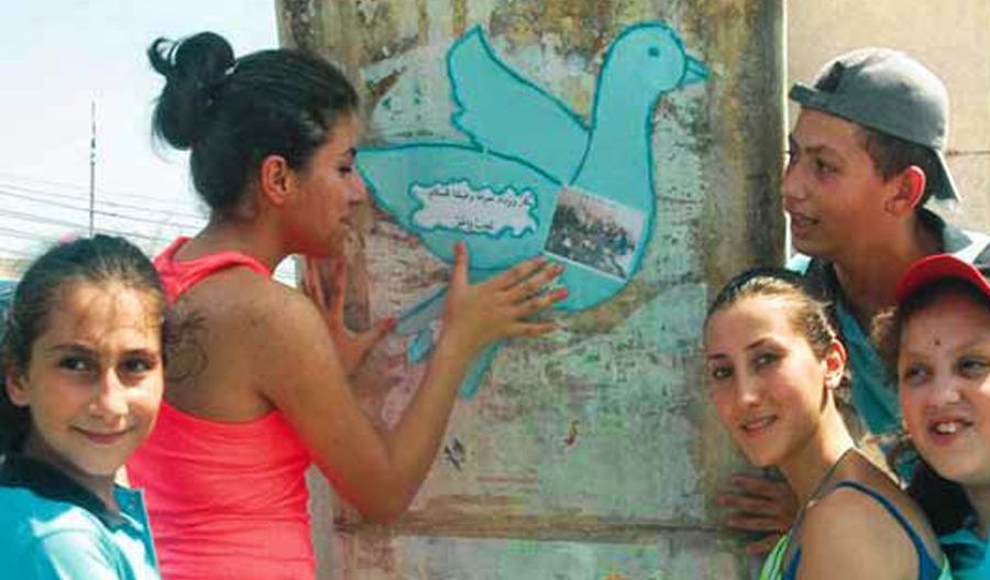 Adolescents-en-Syrie