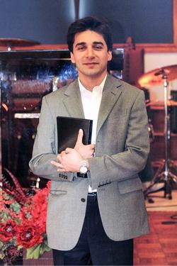 Farshid Fathi Malayeri, pasteur des Assemblées de Dieu en Iran