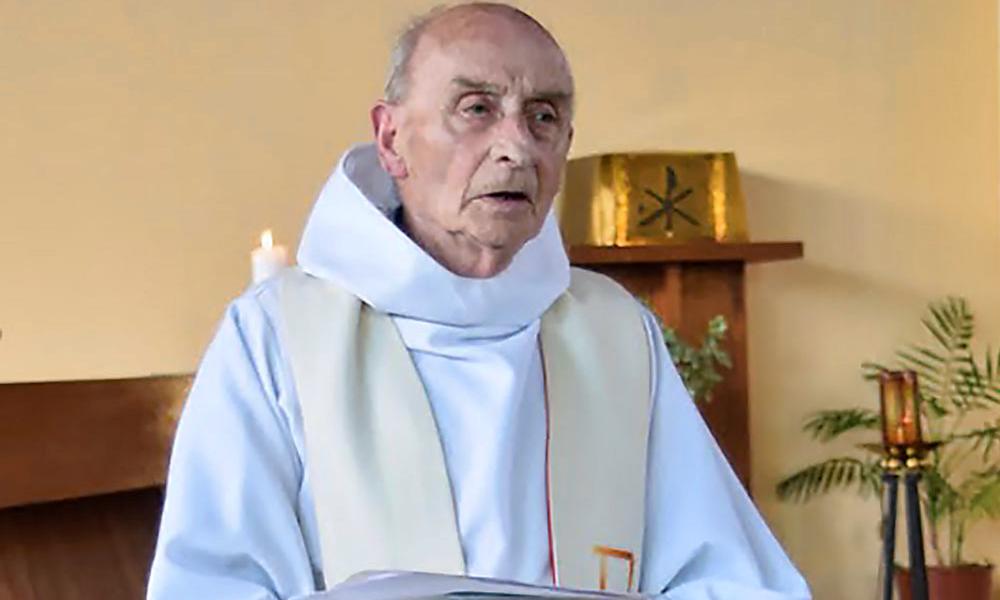 Le prêtre Jacques Hamel, 86 ans, égorgé mardi dans son église, à Saint-Etienne-du-Rouvray