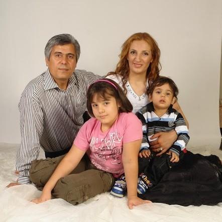 Le pasteur Behnam Irani retrouve sa famille
