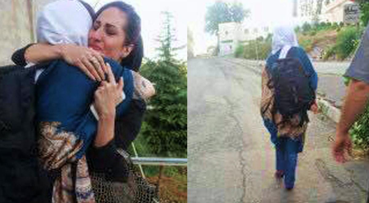 Maryam-Naghash-Zargaran reste en prison
