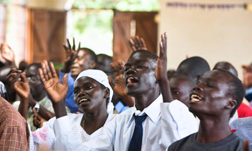 Chrétiens-au-Soudan