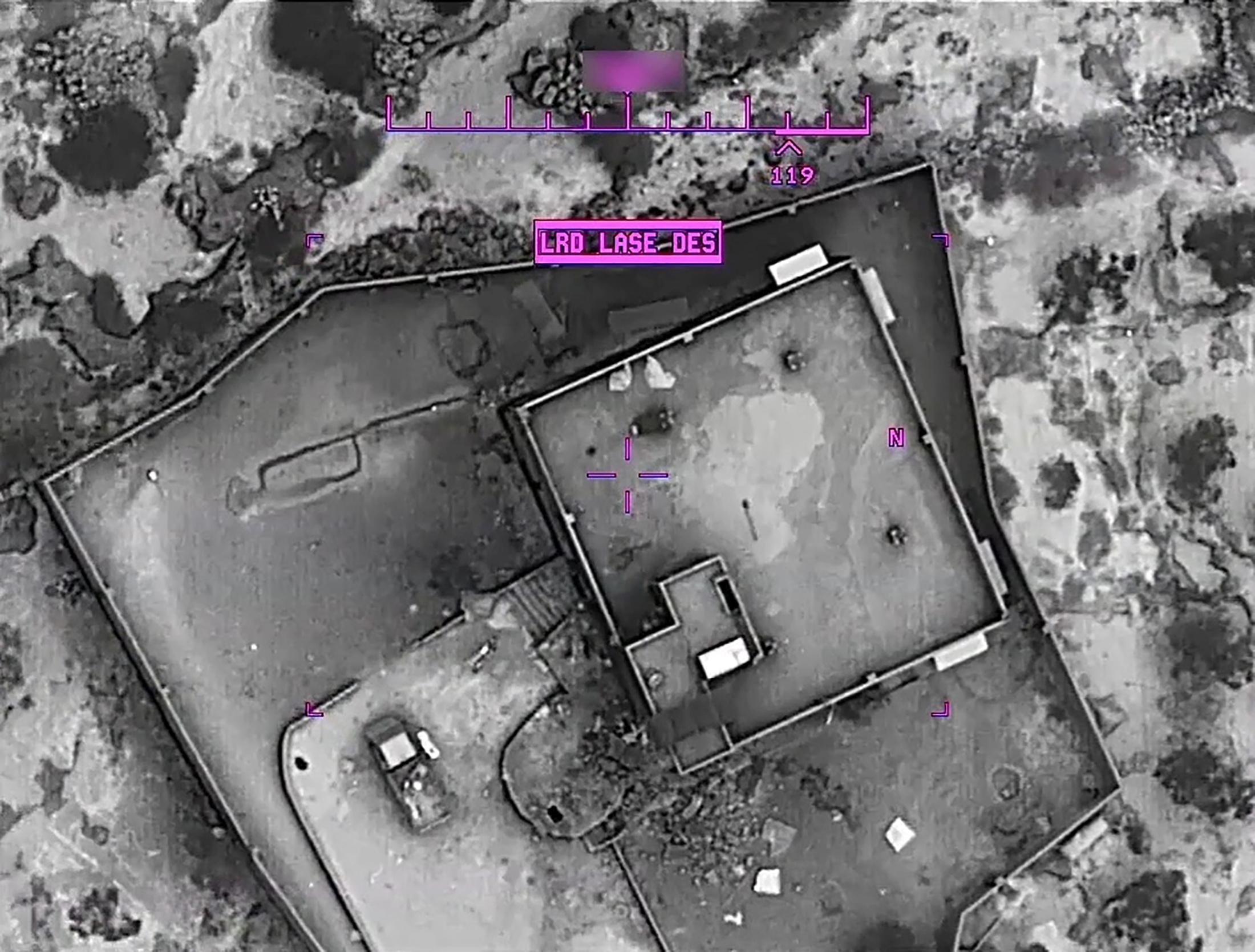 Le Pentagone publie une vidéo du raid lors duquel Baghdadi est mort