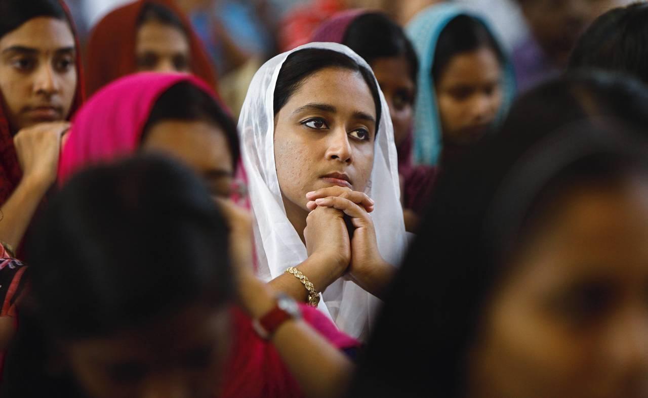 La correspondante de la Solidarité Chrétienne Internationale en Inde, Mme Anita, dit que les chrétiens sont préoccupés mais n'osent pas s'exprimer par peur des represailles.