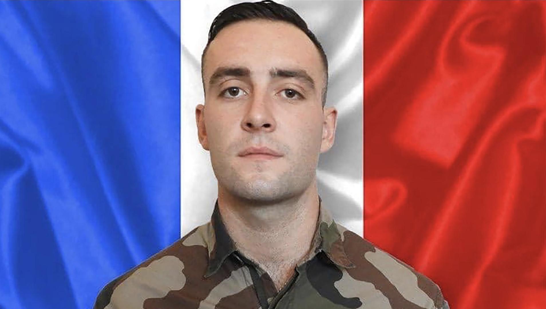 Armée française : le brigadier Ronan POINTEAU tué au Mali