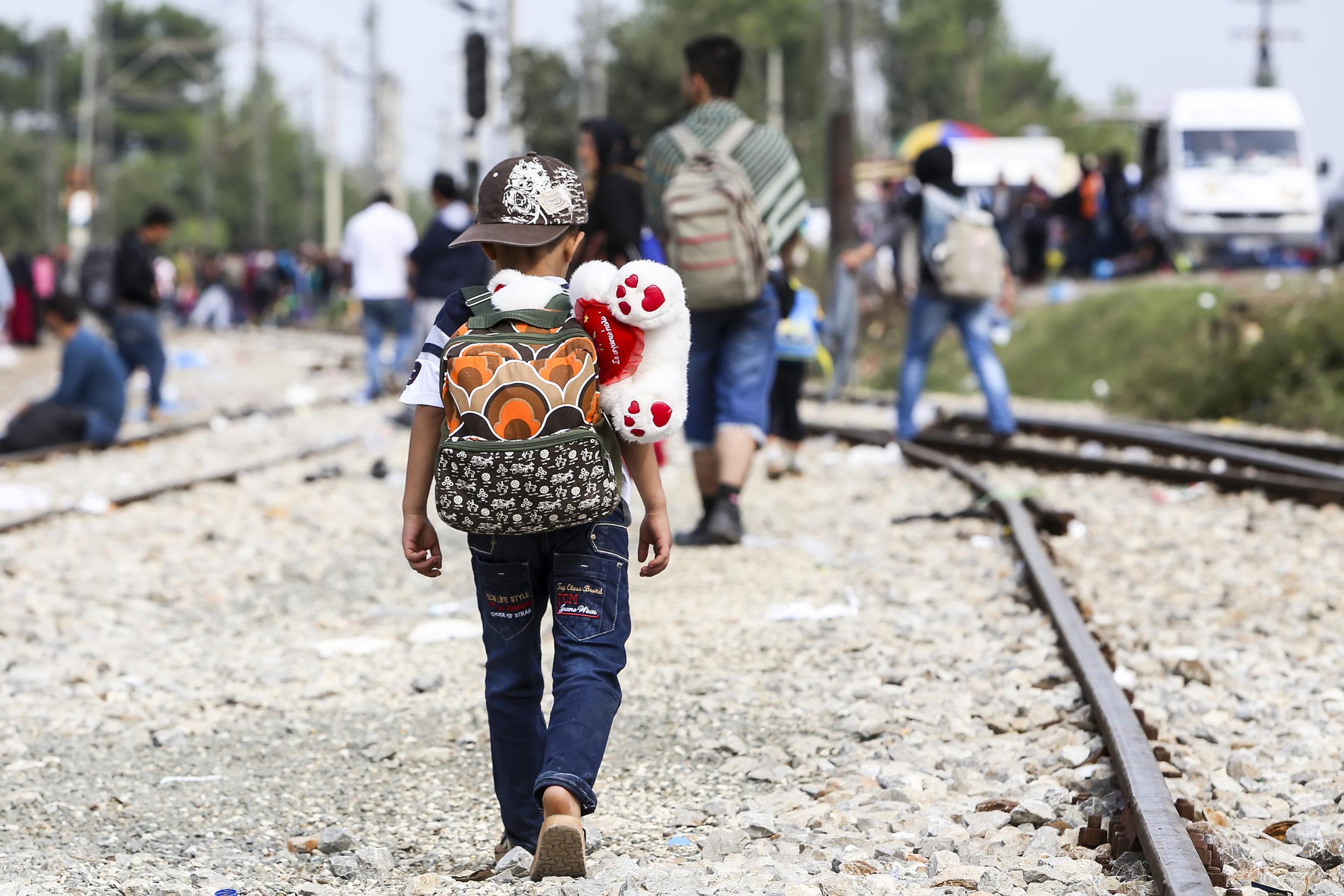 """Chrétiens et migrants: """"J'étais étranger"""" - 50 émissions sur les migrations"""