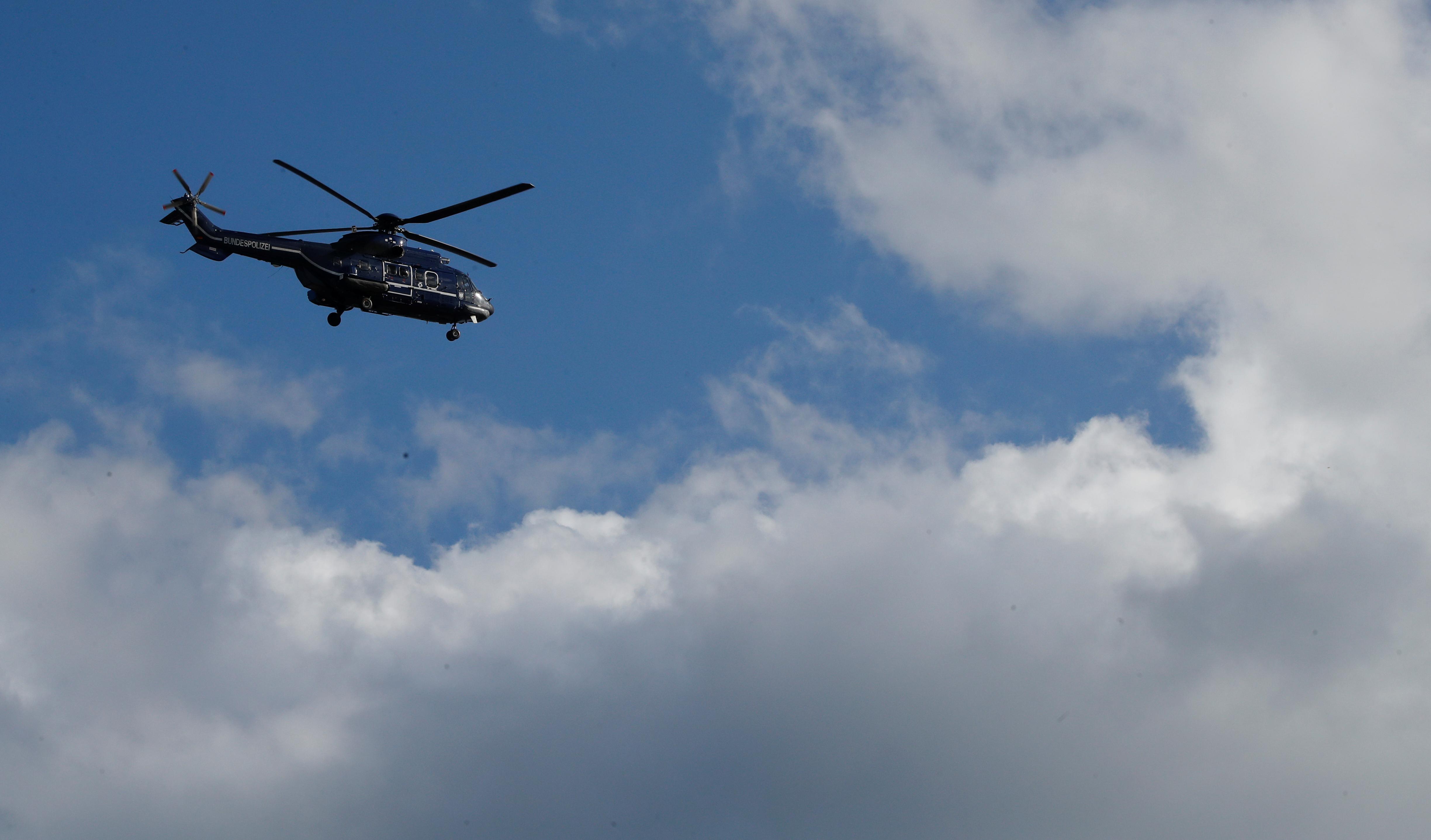 Crash d'un hélicoptère Airbus en Corée du Sud