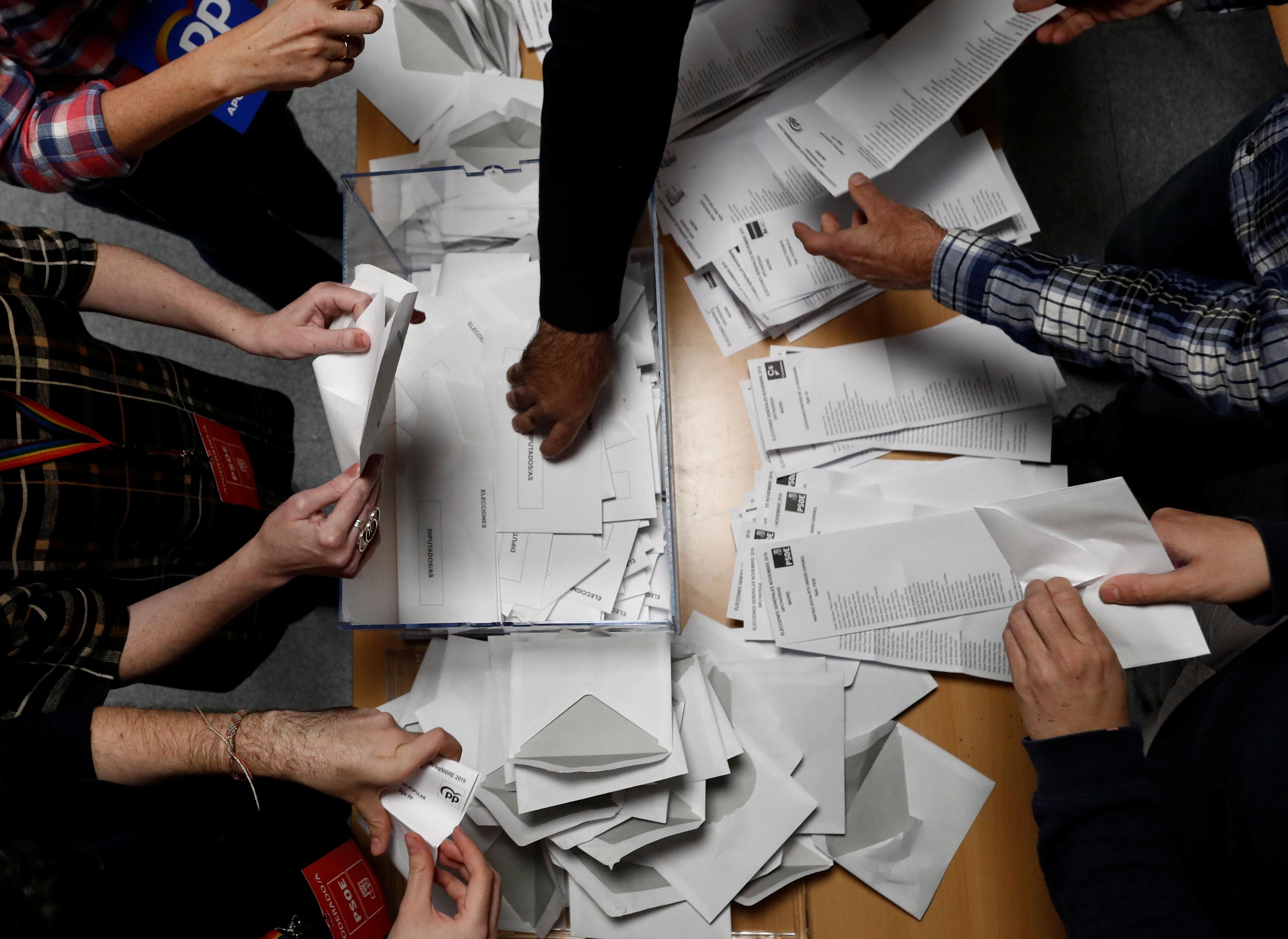 Espagne : Le parti d'extrême droite Vox remporte 52 sièges au Parlement