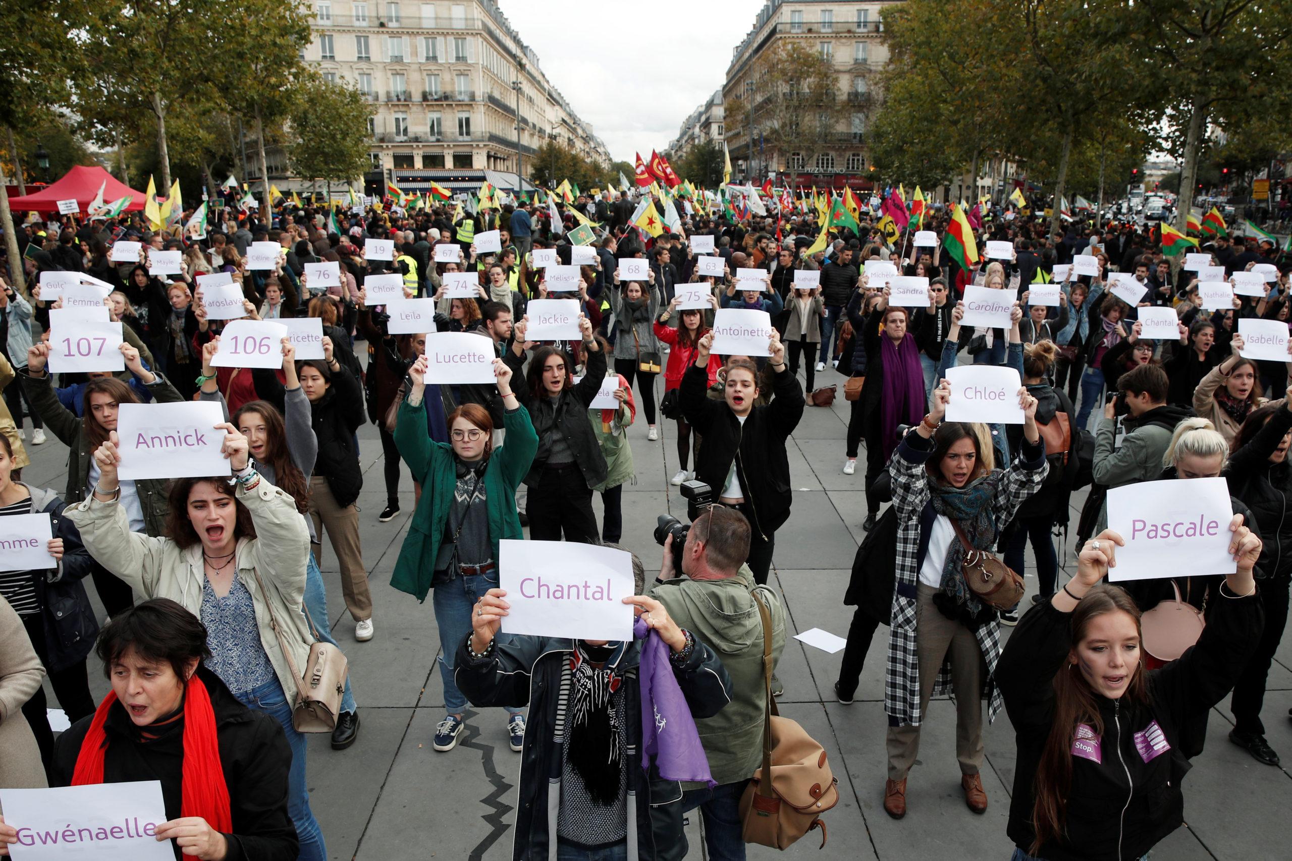 Féminicide: La France épinglée sur sa réponse pénale aux violences faites aux femmes