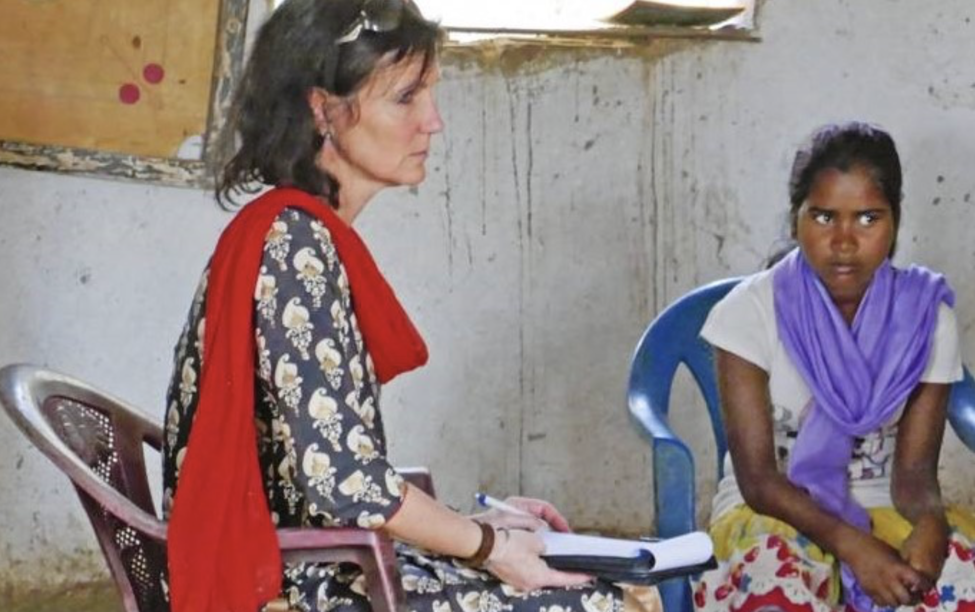 La Solidarité Chrétienne obtient la libération d'une fillette en Inde