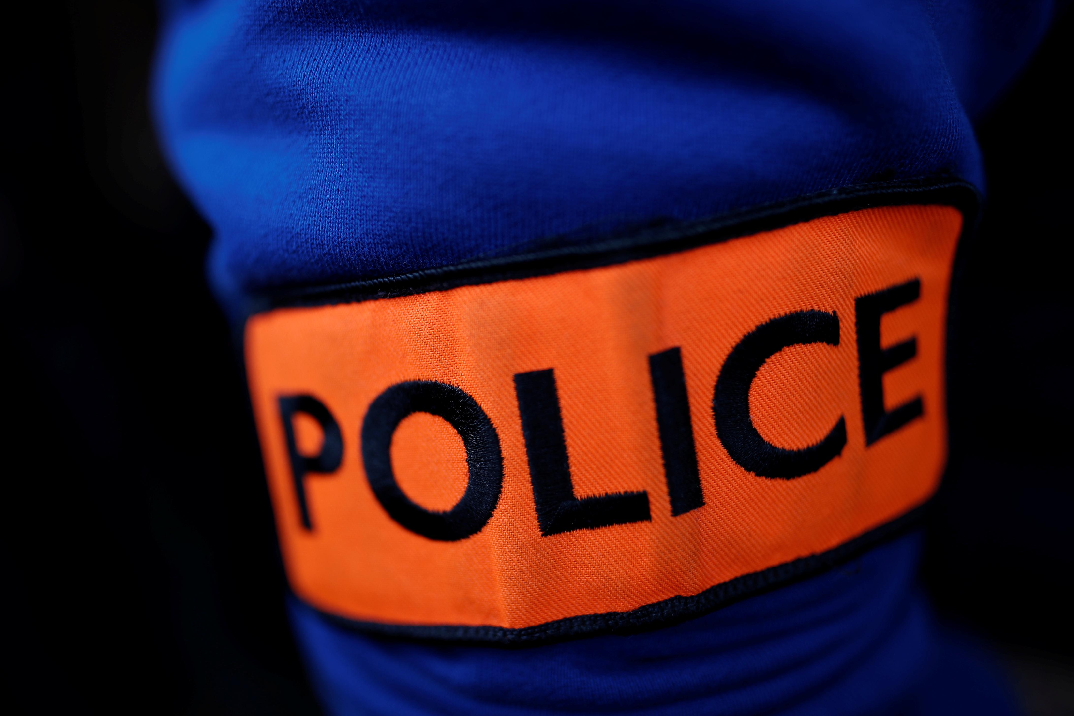 """La police a interpellé samedi plusieurs personnes à Marseille après des affrontements avec des manifestants qui ont éclaté à la fin d'un cortège """"contre l'habitat indigne"""" organisé pour les un an de l'effondrement de deux immeubles de la rue d'Aubagne qui avait fait huit morts, a constaté Reuters sur place /Photo prise le 2 octobre 2019/REUTERS/Christian Hartmann"""