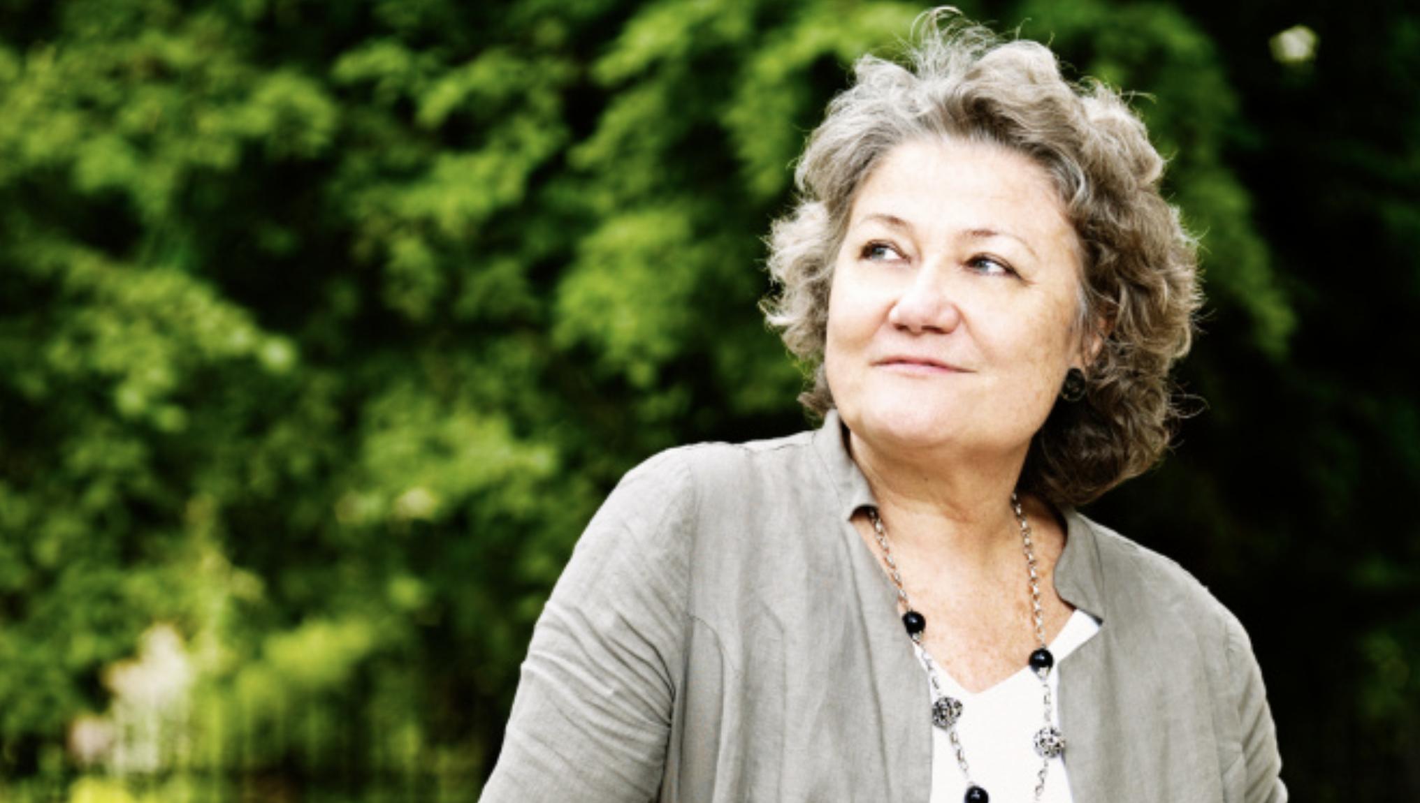 Lytta Basset, philosophe, professeure honoraire de théologie à l'université de Neuchâtel ©Jean-Marc Lubrano