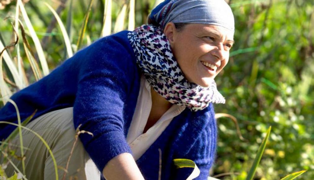 La microferme bio du Bec Hellouin (Haute-Normandie) est aujourd'hui une référence en matière de permaculture. Sa fondatrice, Perrine Hervé-Gruyer, est à Lausanne, ce mardi 26 novembre, pour une première conférence en Suisse. Rencontre.
