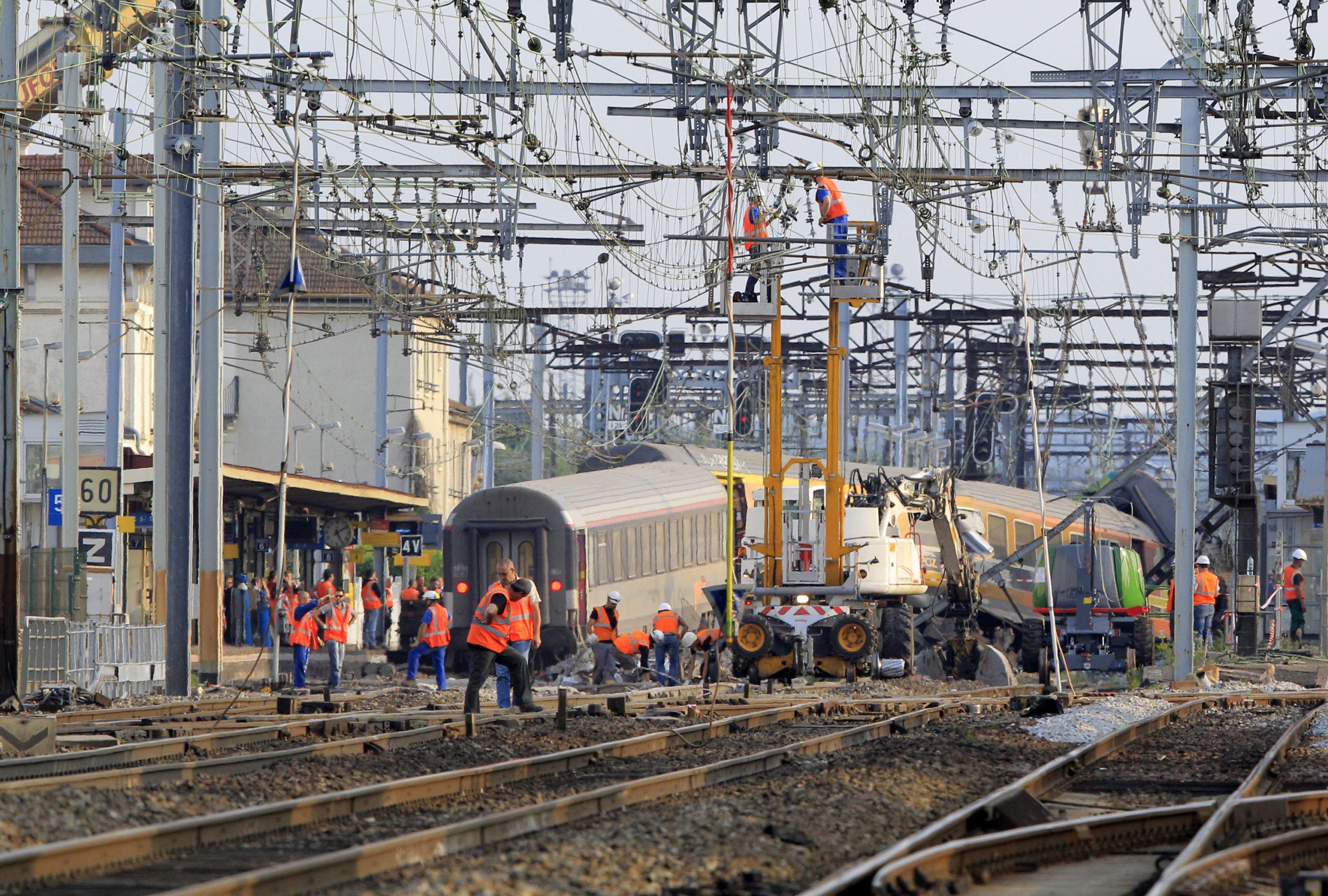 Un procès requis contre la SNCF pour l'accident de Bretigny