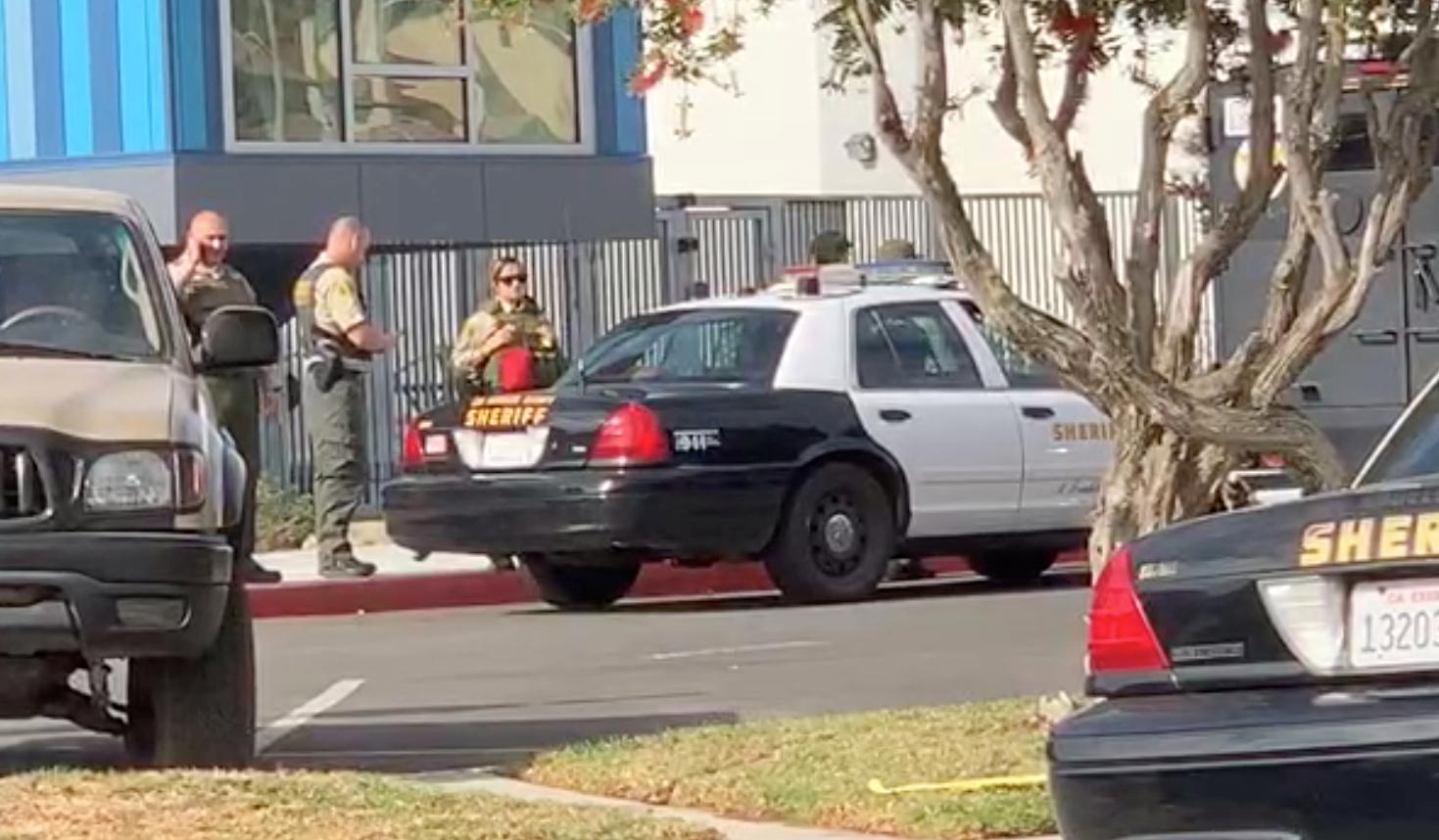 Fusillade à la Saugus High School à Santa Clarita, en Californie