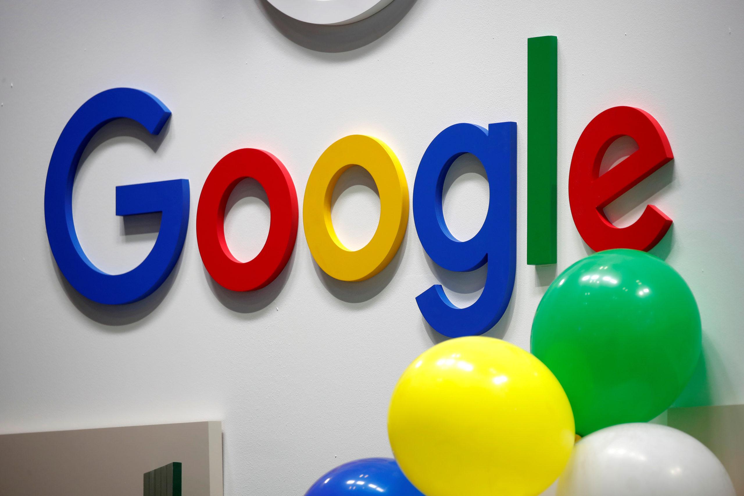 """Google doit « clarifier la rédaction des règles de fonctionnement de Google Ads », selon l'Autorité française de la concurrence chargée d'assurer le respect de l'ordre public économique en France et de promouvoir """"une concurrence suffisante sur les marchés ». /Photo d'archives/REUTERS/Charles Platiau"""