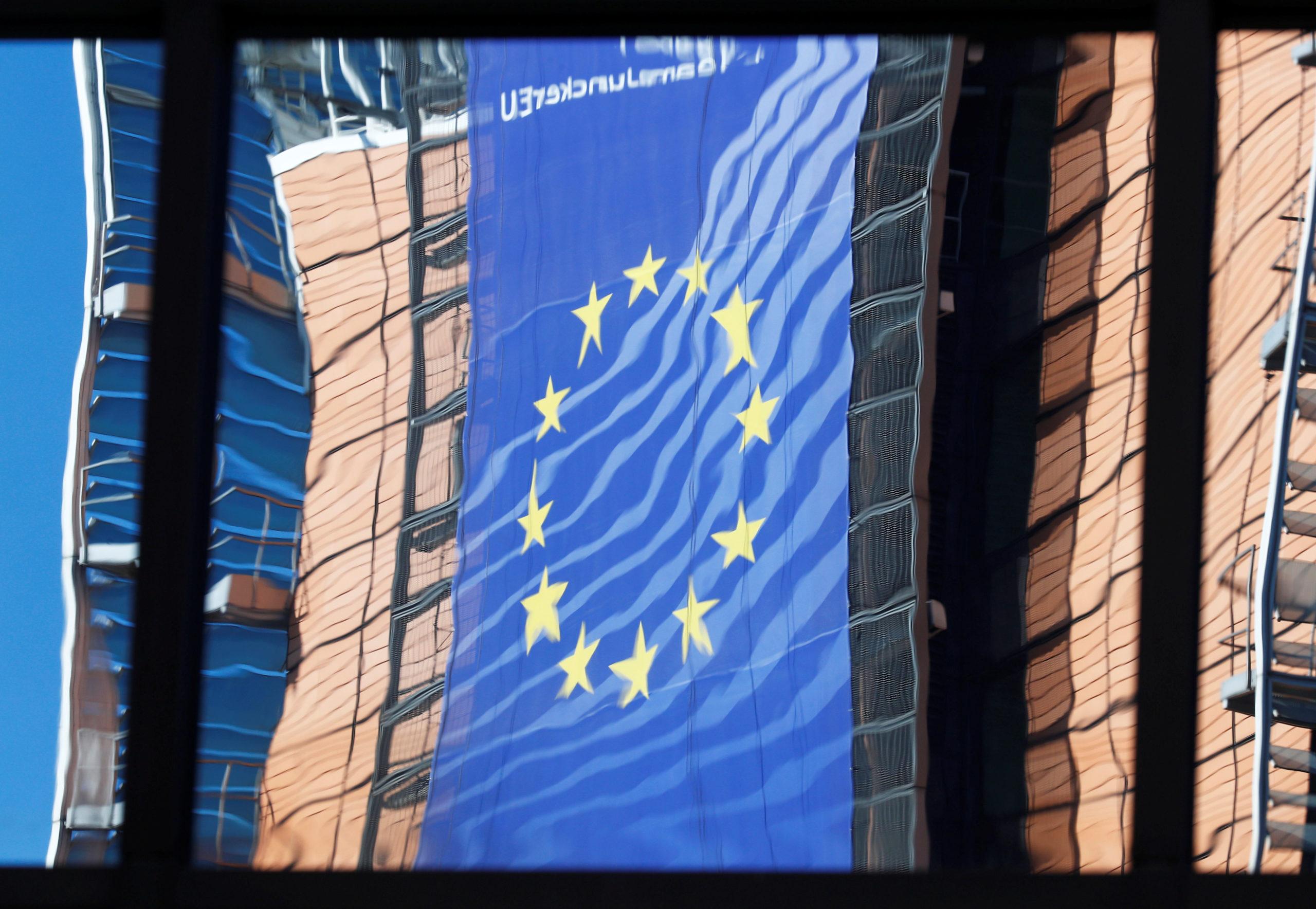 Le Conseil européen a annoncé jeudi la reconduction pour six mois des sanctions infligées à la Russie après l'annexion de la Crimée, en mars 2014. /Photo d'archives/REUTERS/Francois Lenoir