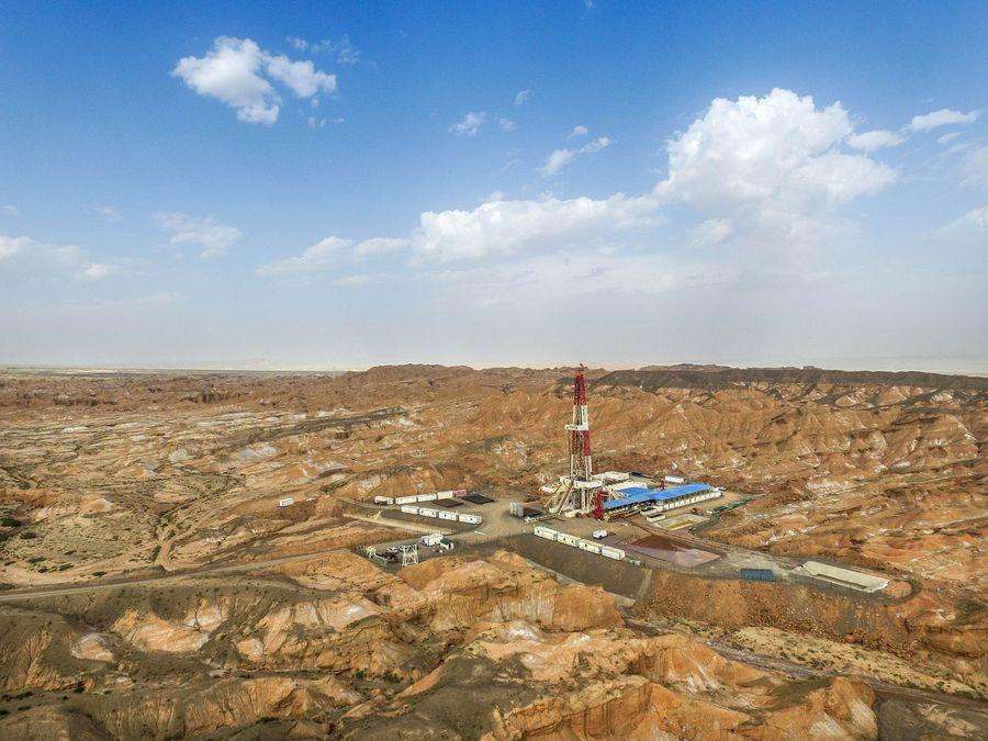 La production du gisement de pétrole devrait atteindre 30 millions de tonnes d'équivalent pétrole d'ici 2020 et 36 millions de tonnes d'ici 2025.