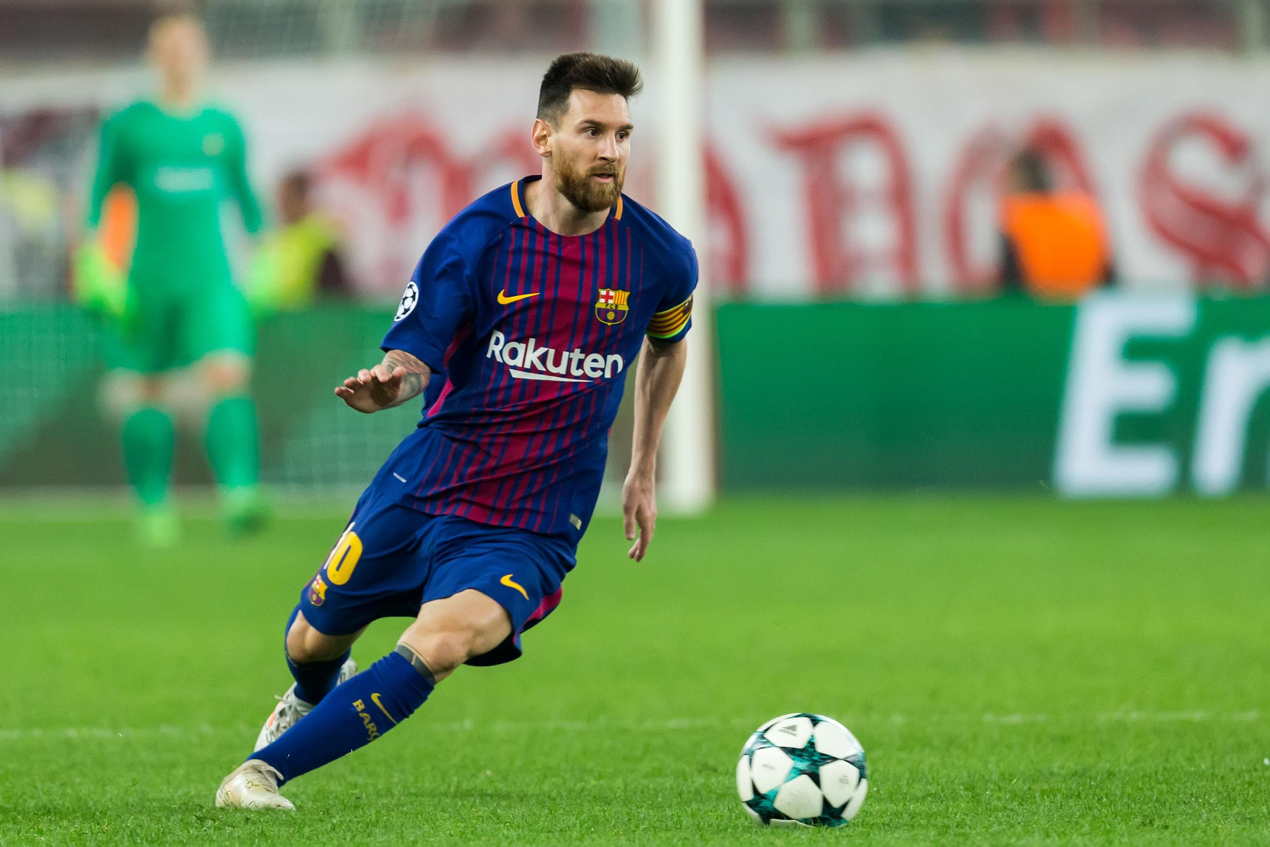 Lionel Messi est l'un des plus grands footballeurs de l'histoire. Crédit photo: VASILIS VERVERIDIS/ 123Rf