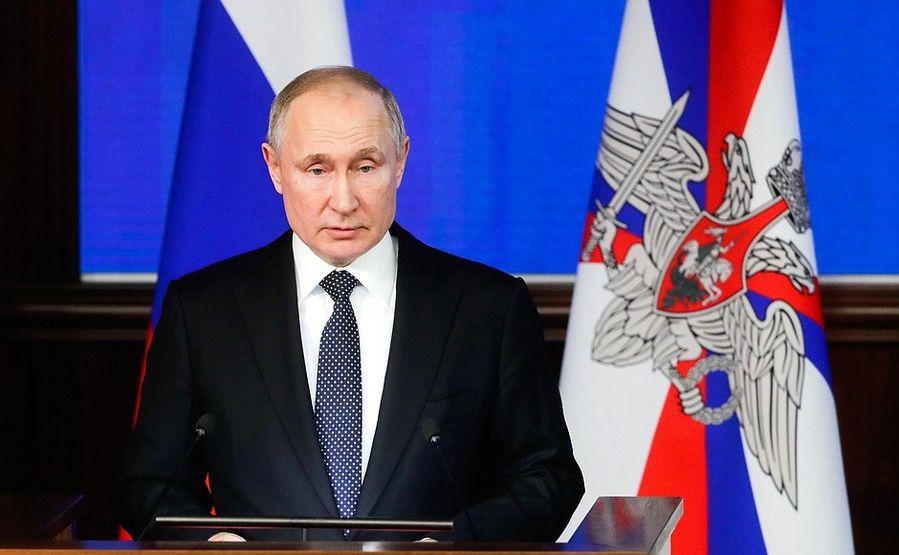 La Russie va continuer de développer ses forces nucléaires