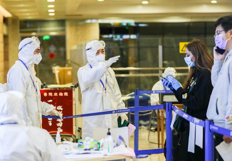 La Chine continentale signale 39 nouveaux cas importés de Covid-19 ...
