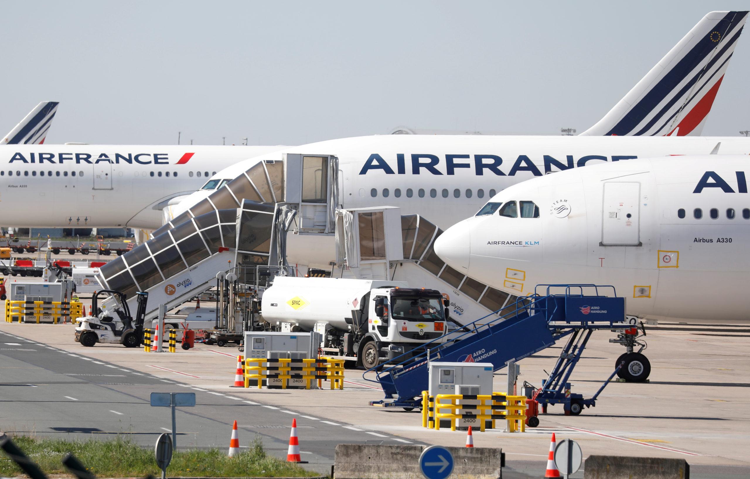 """Coronavirus Covid-19: Air France aura un """"soutien massif de la ..."""