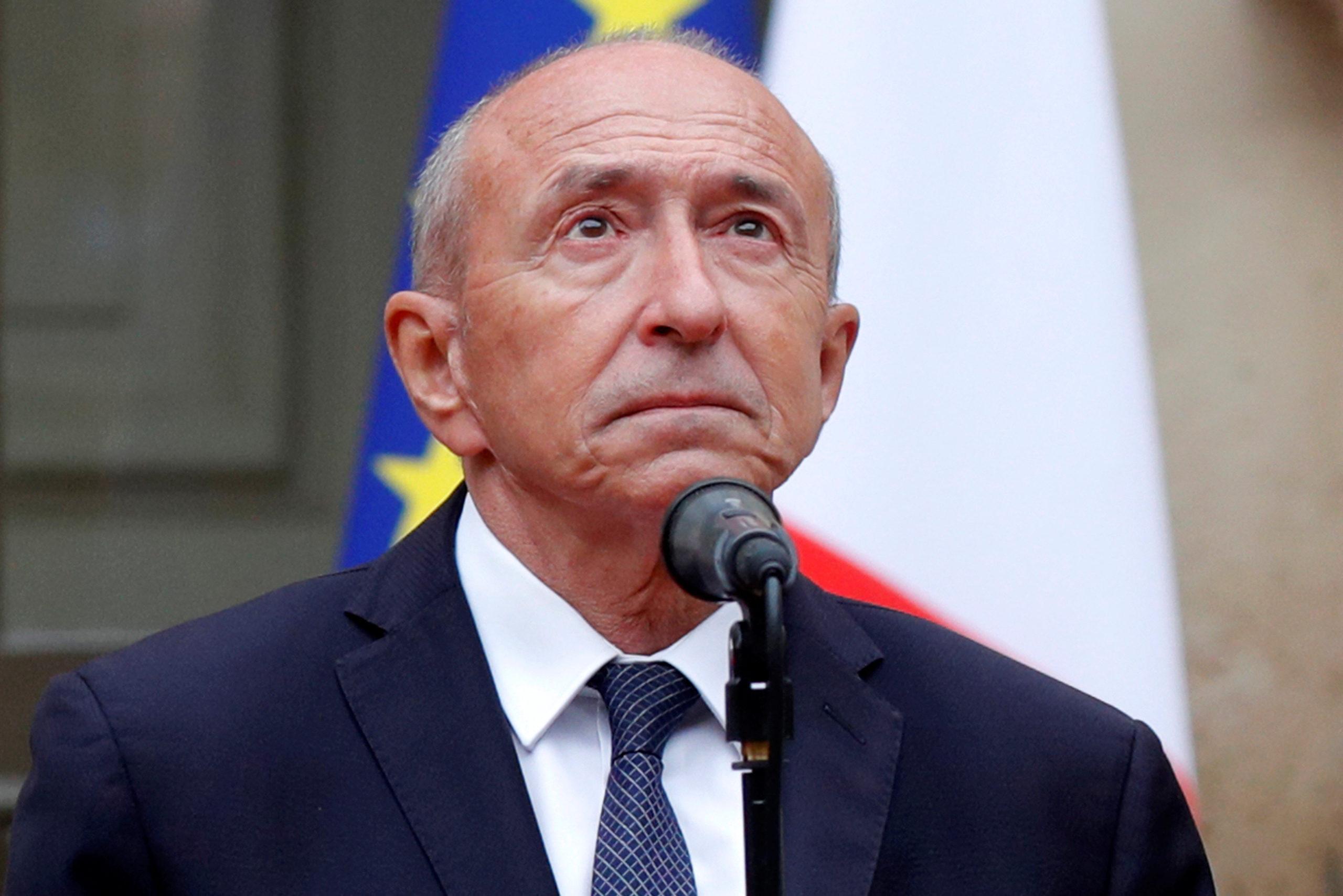 Gérard Collomb privé de l'investiture de LaRem à Lyon