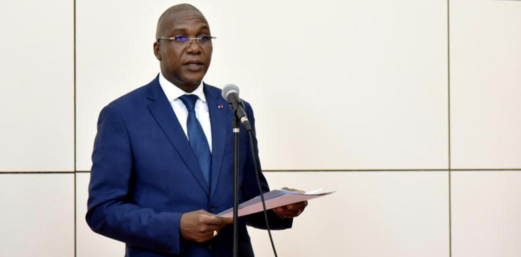 Le ministre de la Santé Publique du Cameroun, Dr MANAOUDA Malachie