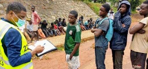 Cameroun : le Ministère des affaires sociales sort 38 enfants de la rue dans le cadre d'un programme de réinsertion sociale
