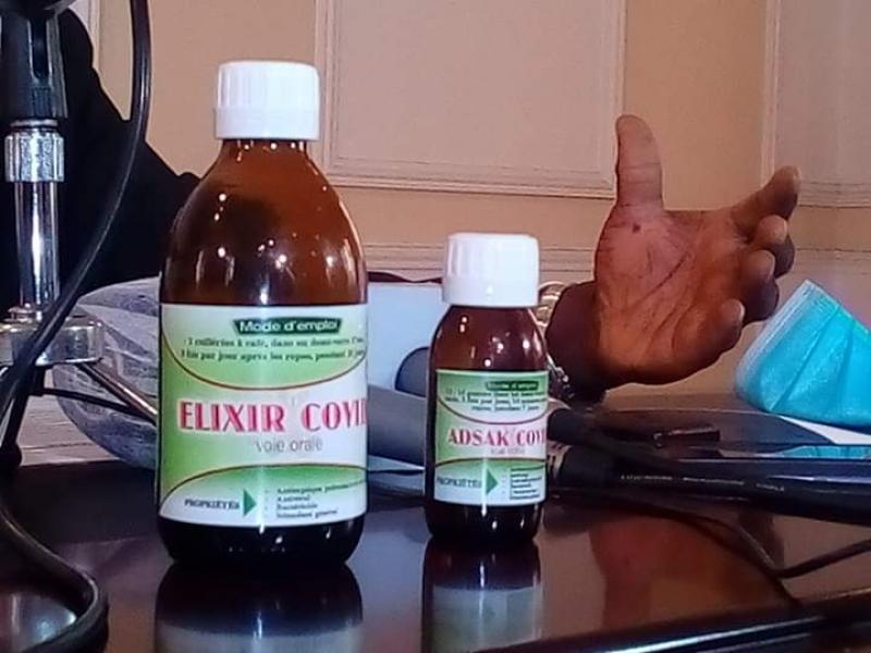 Covid-19 au Cameroun : le traitement mis au point pat Mgr Samuel Kleda est boycotté dans les hôpitaux publics