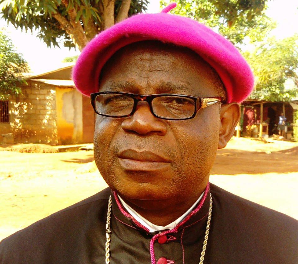 Covid-19 au Cameroun : un évêque de l'église catholique gallicane élabore une solution qui soigne