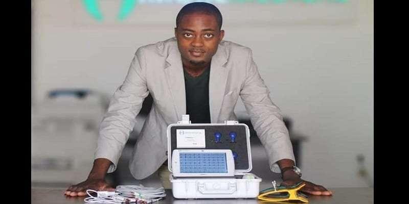 Covid-19 au Cameroun : un système intelligent de production d'oxygène médical inventé par un entrepreneur camerounais