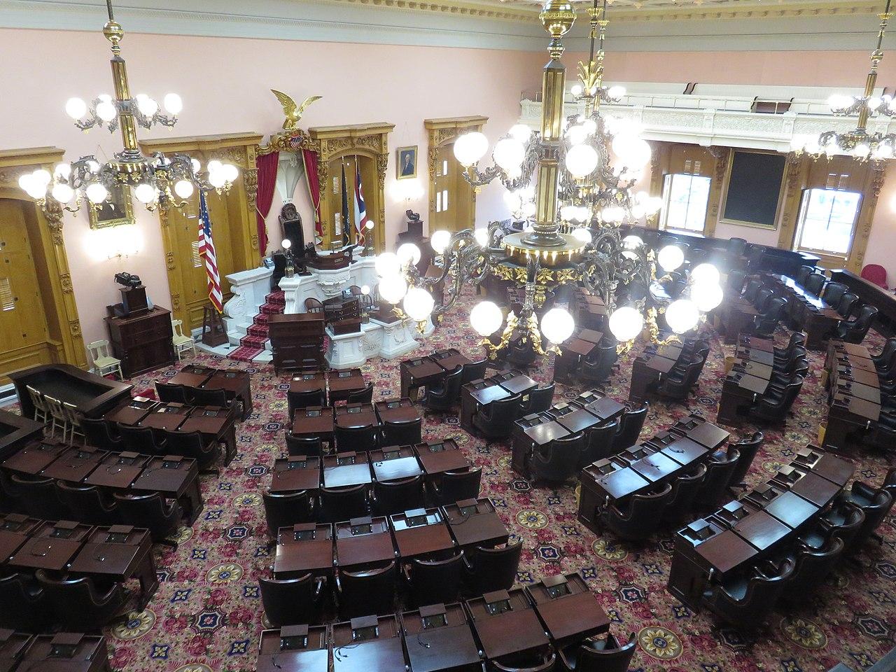 Appel à la prière de Capitol Ministries de l'Ohio