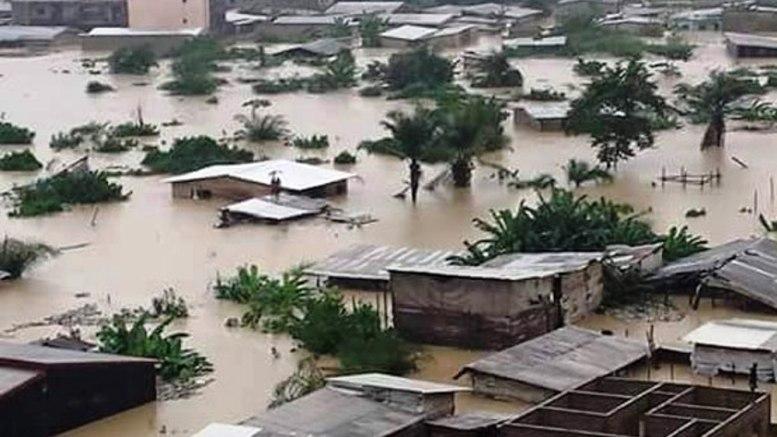 Cameroun : des fortes pluies répétitives ont provoqué de graves inondations dans la ville de Douala