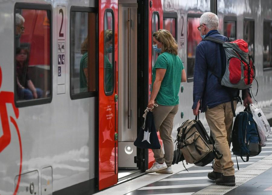 Covid-19 en Allemagne : plus forte hausse des cas d'infection depuis des mois