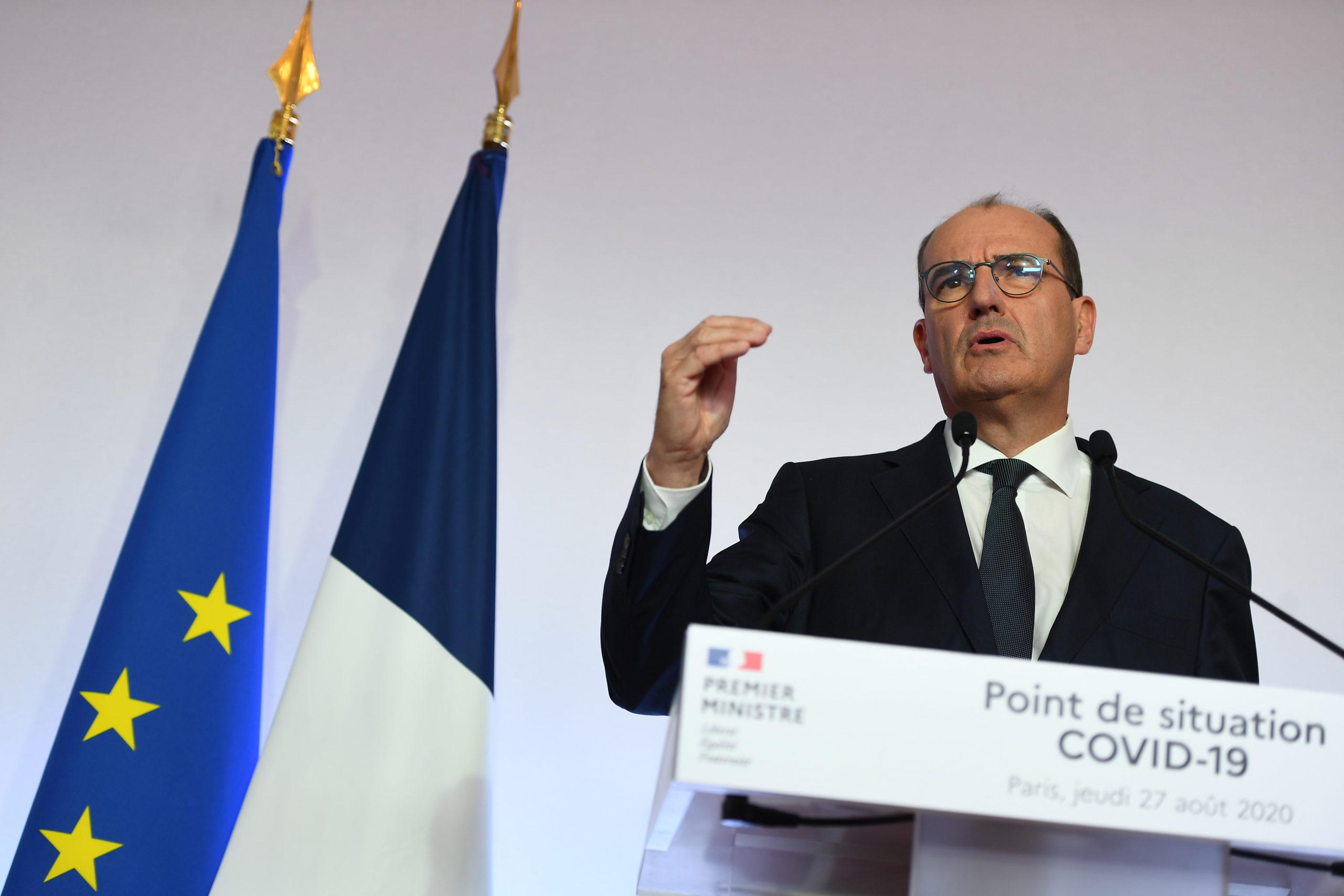 Covid-19: L'épidémie regagne du terrain en France, 21 départements en rouge