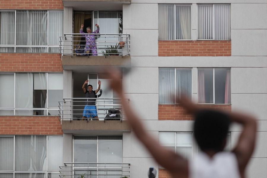 COVID-19: Le nombre de cas dépasse les 600.000 en Colombie