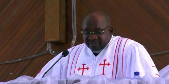 Covid-19 : le président de l'Église du Christ au Congo écrit aux chrétiens à la reprise des cultes
