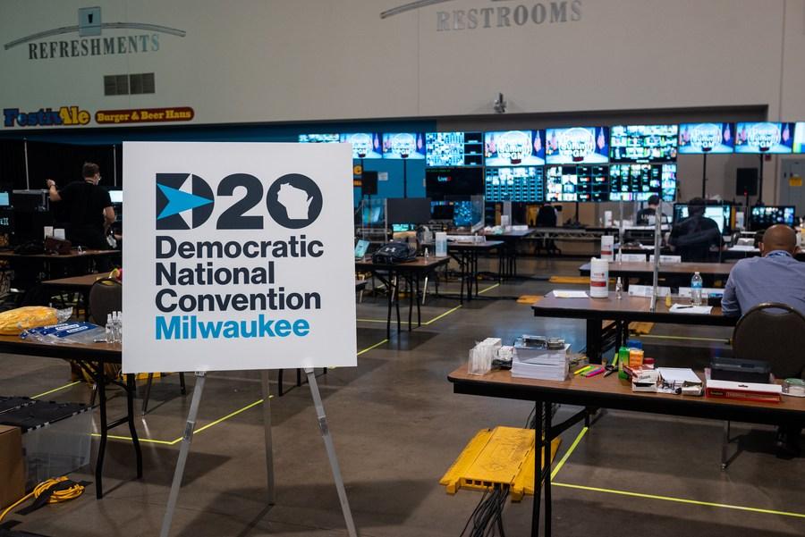 Etats-Unis : ouverture de la convention nationale démocrate