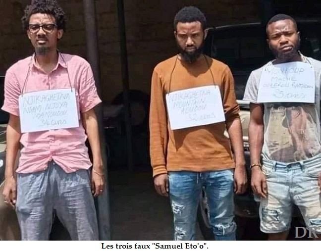 Cameroun : l'identité de l'international camerounais Samuel Eto'o usurpée par des cybercriminels