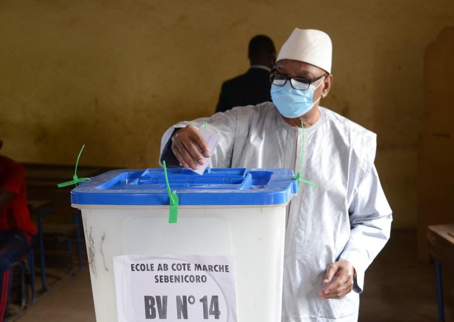 Fin de règne pour Ibrahim Boubacar Keïta au Mali