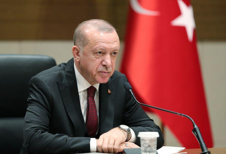 La Turquie va commencer à tester de nouveaux moteurs de fusée dans l'espace, selon le président