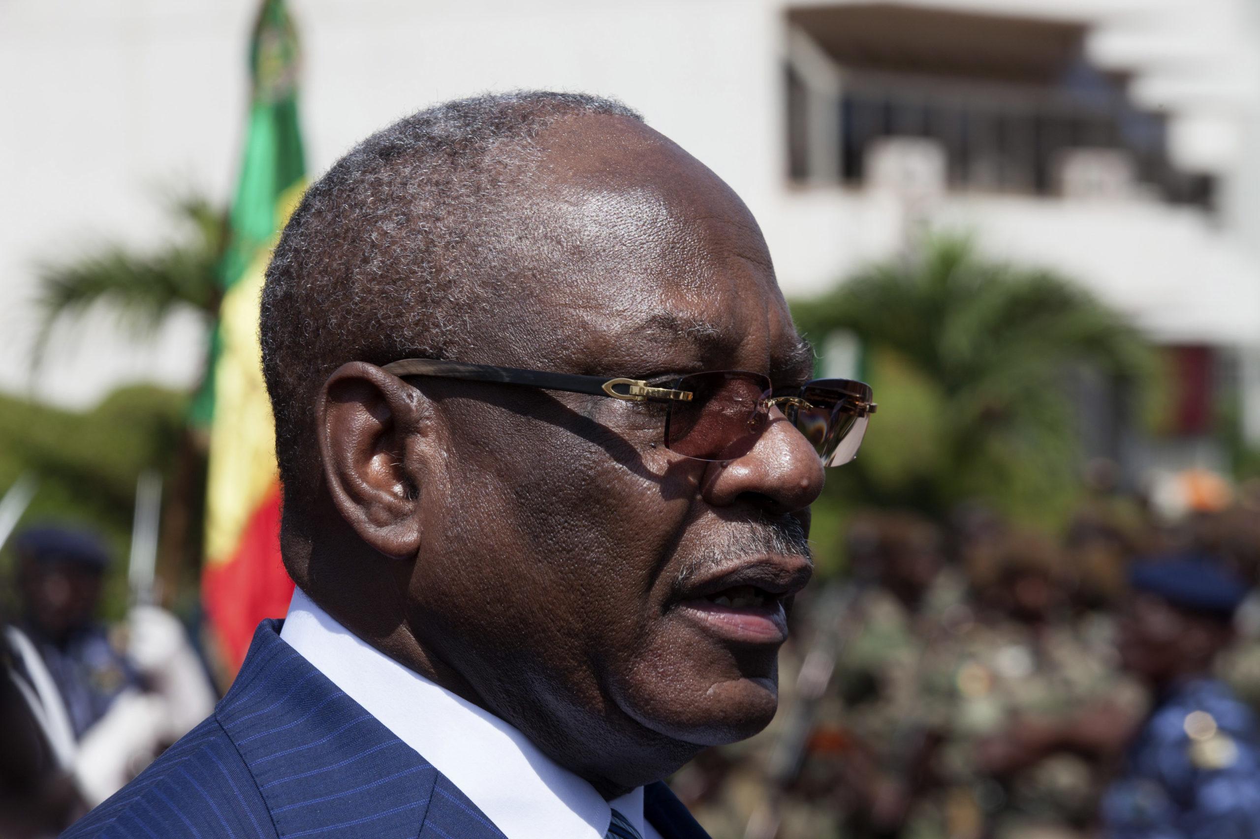 Le président malien Ibrahim Boubacar Keita démissionne