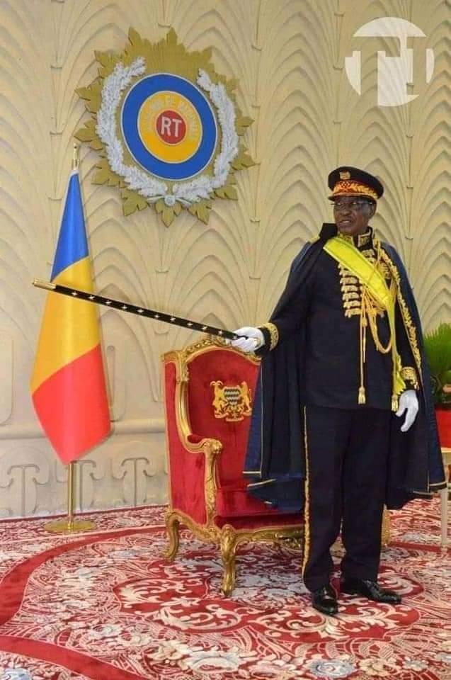 Le Tchad célèbre 60 ans d'indépendance et Idriss Déby accède à la dignité de maréchal