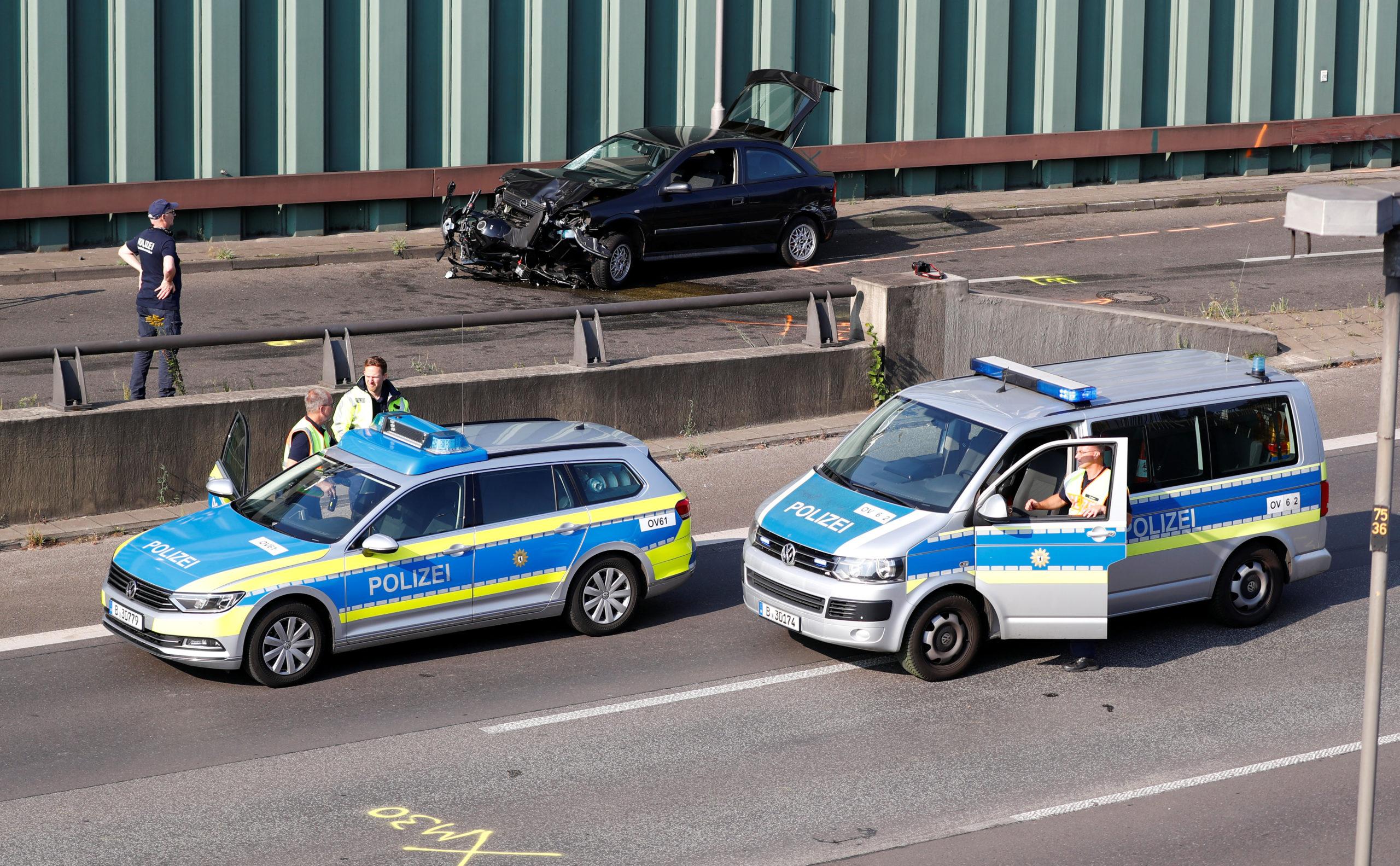 Une série d'accidents en Allemagne: un acte « islamiste », selon le parquet