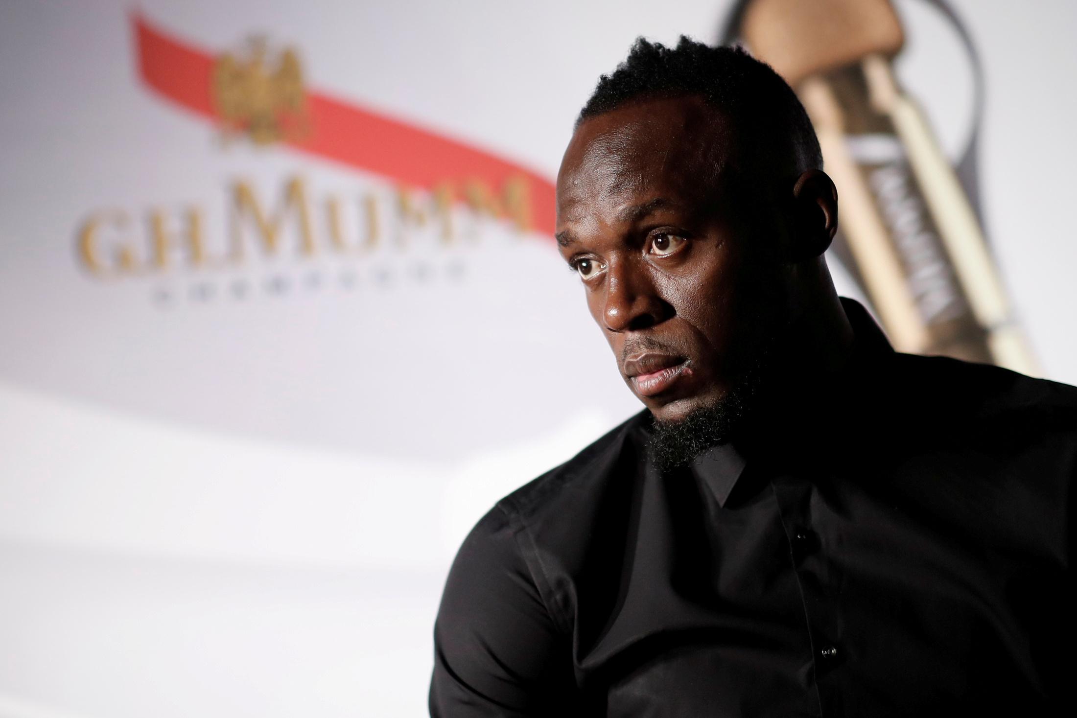 Usain Bolt testé positif au Covid-19