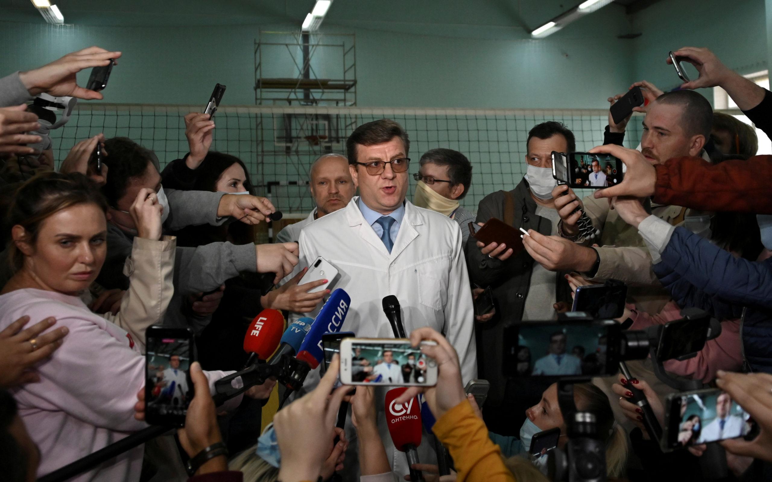 Yulia Navalnaya obtient le transfert de son mari